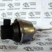 Актуатор турбіни, клапан для автомобілів Volkswagen Golf V, Eos 2.0 TDI (4011188AN)