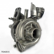 Турбіна на обмін Peugeot 307 1.6 HDi 109 HP