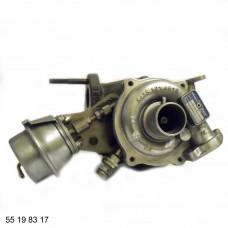 Турбіна на обмін Lancia Musa 1.3 16v Multijet 90 HP