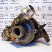 Турбіна на обмін Renault Megane IІI 1.5 dCi 106 HP,  Euro5 5T