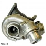 Турбіна на обмін Mercedes-PKW Sprinter I 211CDI/311CDI/411CDI